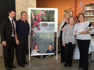 Lançamento livro D. Virgínia e Piunti - 2013